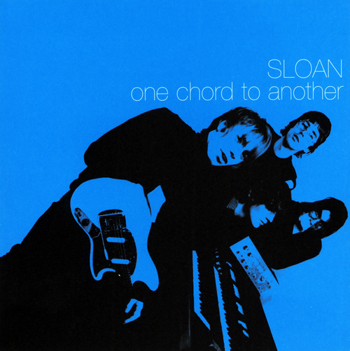 Great Album Art Sloan One Chord To Another Sound Analysis
